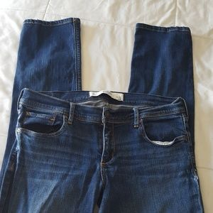 Women's Abercrombie and Fitch Jeans